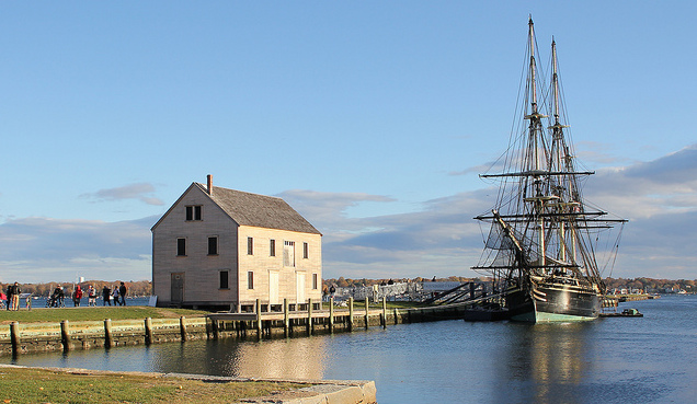 Salem Maritime National Historic
